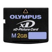 OLYMPUS 2GB and 1GB Panorama Memory Cards,  M ,  M-XDxGMP