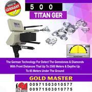 TITAN GER 500-Diamond & Gemtones Detector